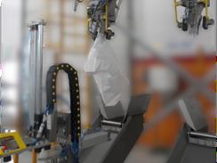 Insaccatrice automatica per sacchi a valvola Bvg 600