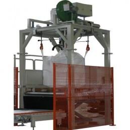 sistemi di riempimento big bag BBU10