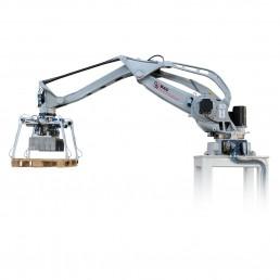 robot pallettizzatore BPR 1200